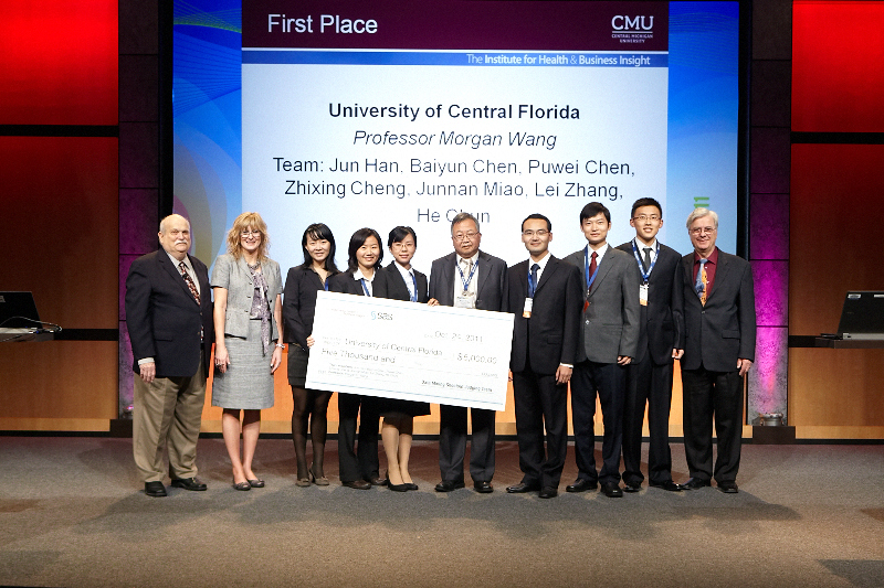 2011 Data Mining Shootout Winners
