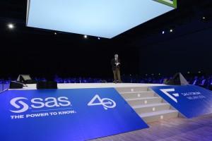 Stage at SAS Forum Milan