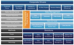 SAS Data Governance Framework