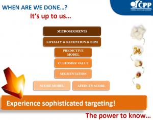 Customer Intelligence - customer experience