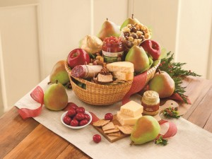Harry & David is a leading purveyor of premium gift baskets of food & beverage.