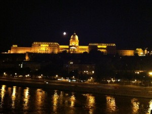 The Castle has the best view of Budapest, but how are the reviews?