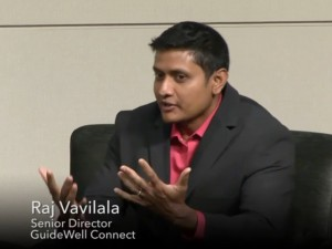 Raj Vavilala, Senior Director at FloridaBlue's GuideWellConnect.