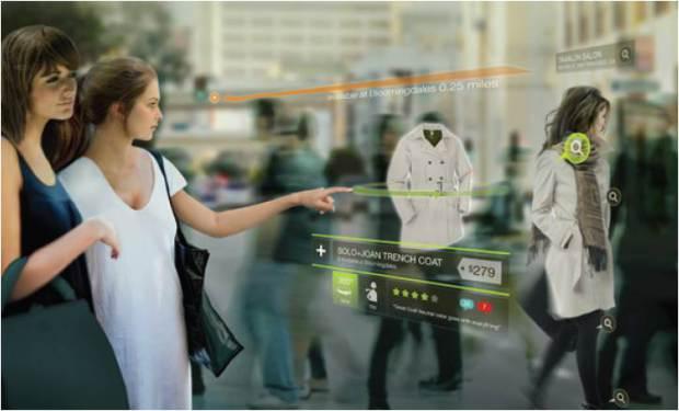 Photo credit: The Digital Future of Retail, Merchandising Matters.