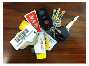 Customer loyalty tags on a keychain don't necessarily drive loyalty.