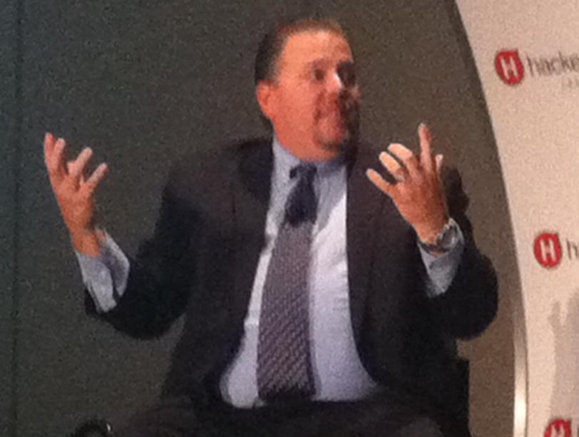 Jim Foreman talking about marketing.