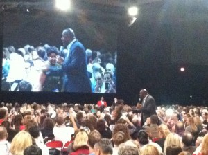 Magic Johnson at DMA 2014