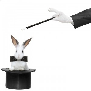 Marketing may seem magical, but it's not pulling rabbits out of hats.