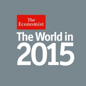 The World in 2015 by The Economist.