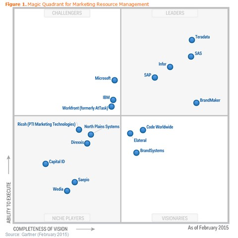 Mrm Magic Quadrant Leader Sas