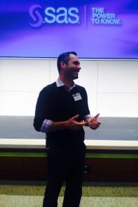 Scott Calderwood, Senior Manager of Digital Marketing