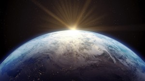 The earth - our home.