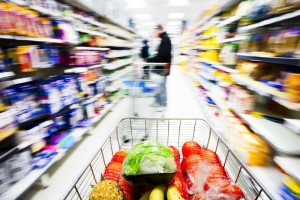 Today's supermarket wars are accelerating and increasingly data-driven.