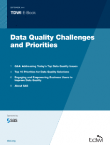 Download this ebook to learn how to solve your big data quality challenges.