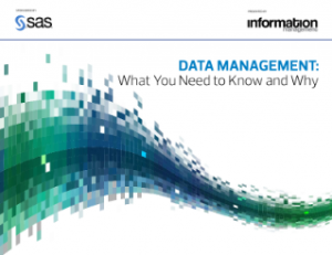 Learn how data management can take your analytics from good to great.