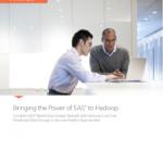 Paper: SAS and Hadoop
