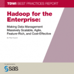 Hadoop report by TDWI