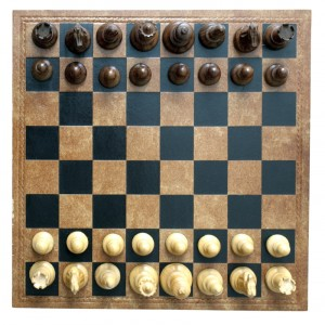 Chess: A game of strategy