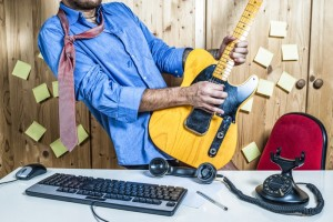 Transform data professionals into rock stars