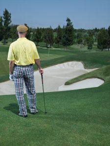 golfer contemplating data scientists and modernization
