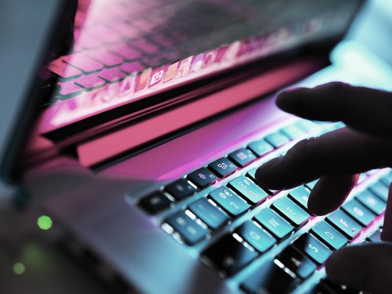 laptop represents modern data-driven culture