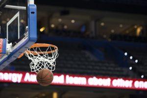 basketball hoop represents better data and analytics mean less data prep