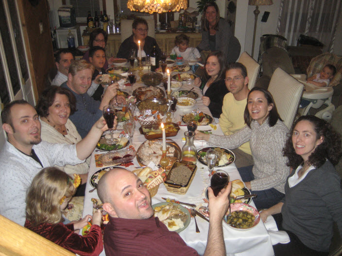 Thanksgiving and how it relates to self-service data prep, Hadoop and more