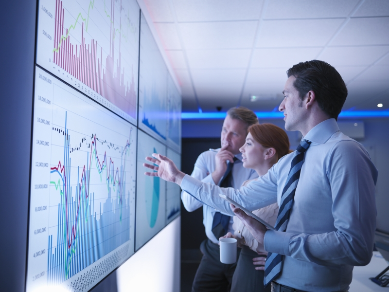 business people use SAS Data Governance and SAS MDM to build a data-driven business