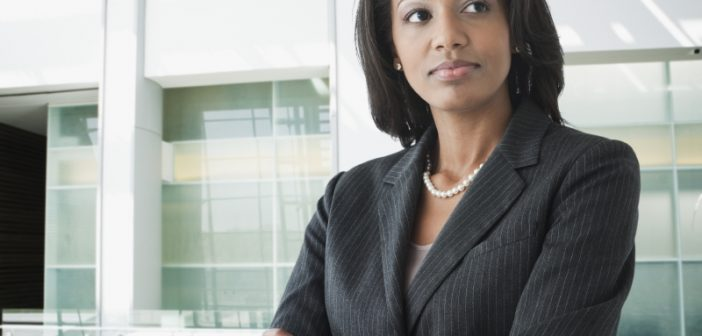 businesswoman considering the transition to Hadoop hybrid environment