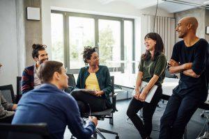 Employees discuss Amazon's data-driven business success