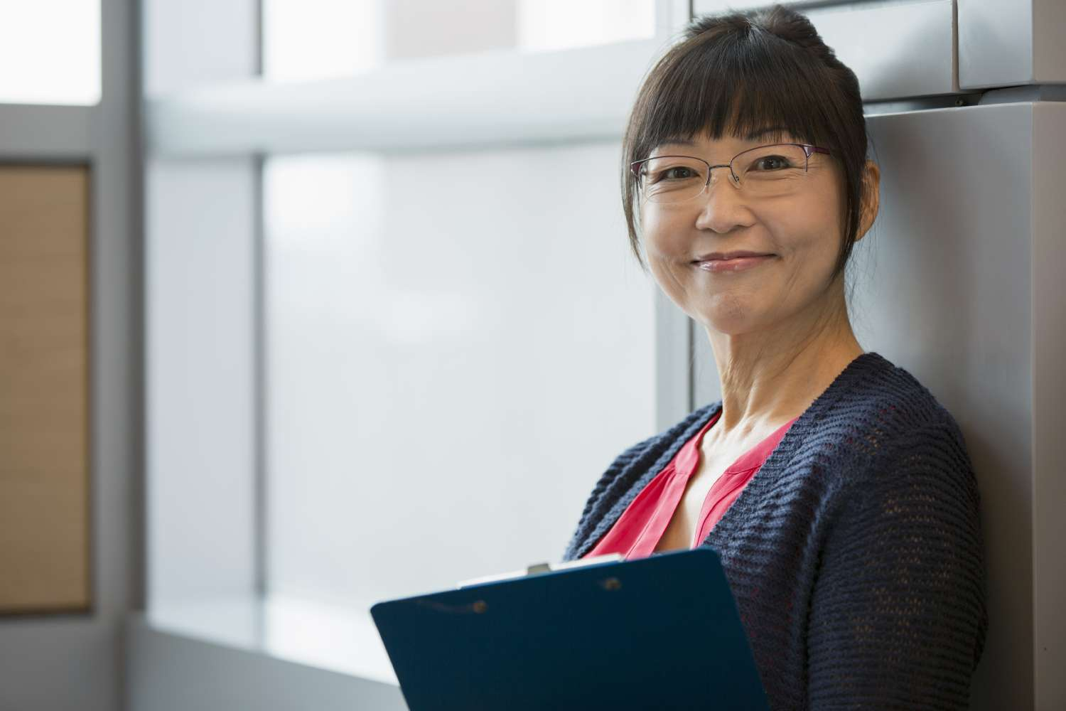 Confident data science professor knows how to make life easier for her students