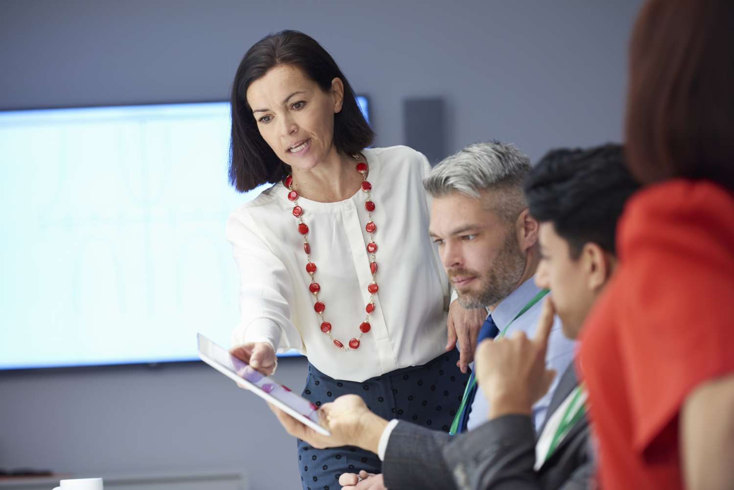 Executives share ideas for the chief data officer
