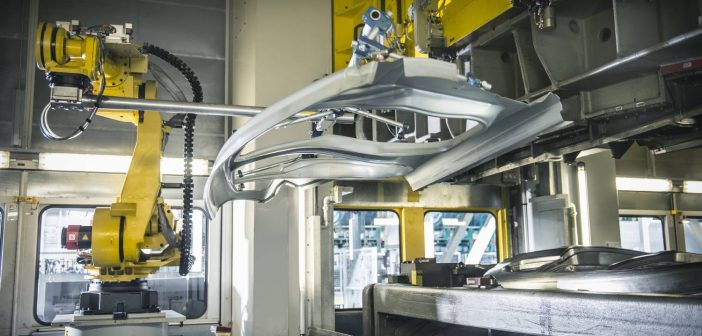 Smart factory machines work best when provided with good data quality
