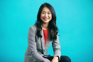 Businesswoman ready to share her tips for preparing data for analytics