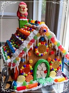 Gingerbread House ALP 2013