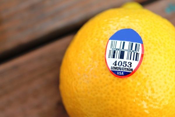 lemon_PLU_sticker