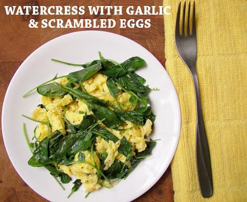 watercress_garlic_eggs