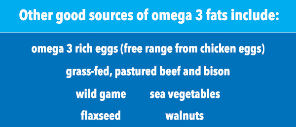 The truth about fat the latest update sas life for Fish oils are a good dietary source of