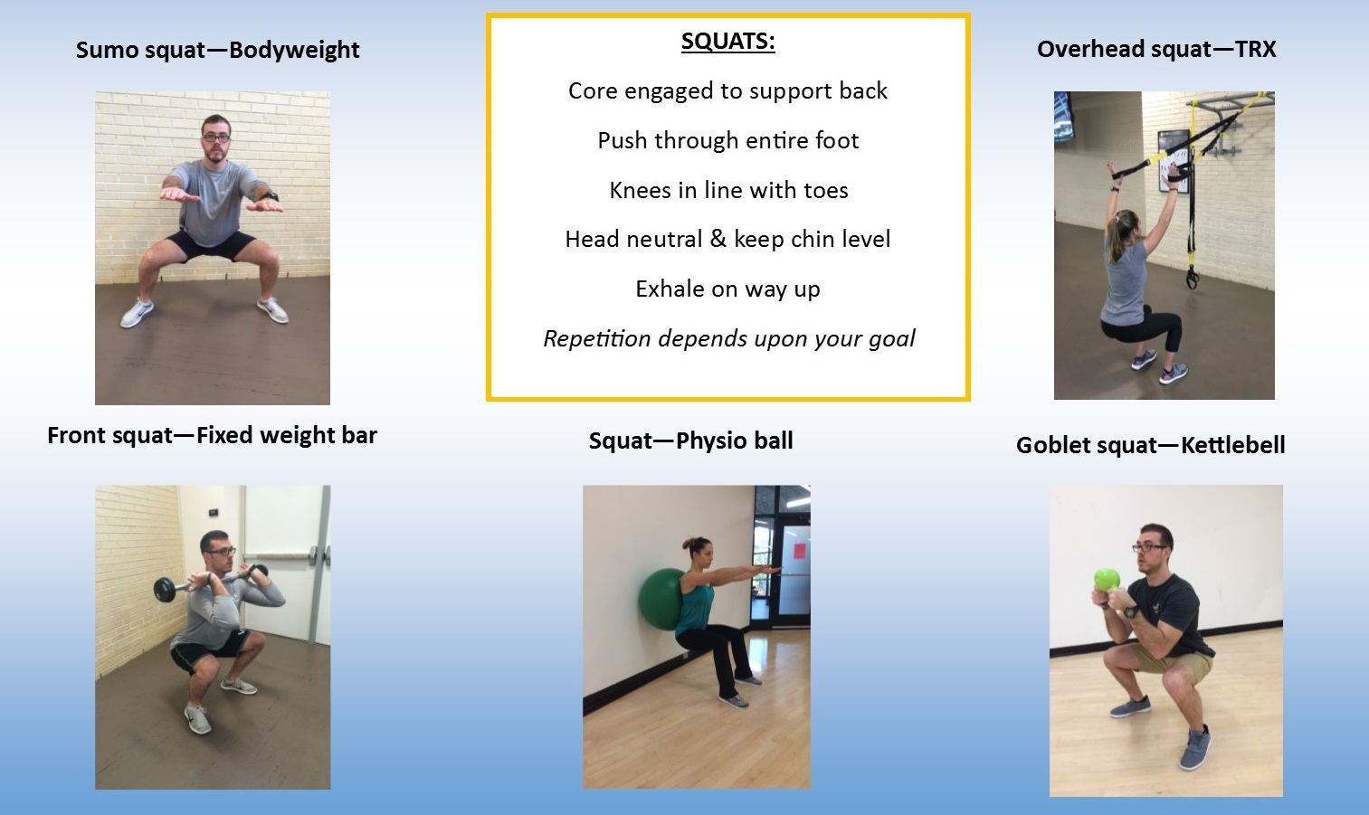 RFC Move of the Month - Squat - SAS Life