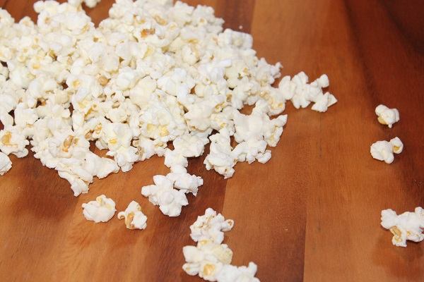 DIY Microwave Popcorn {Popped to Perfection} - SAS Life