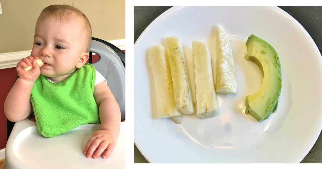 Finger Food For Babies  Months