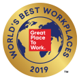 SAS is among the top 10 2019 World's Best Workplaces