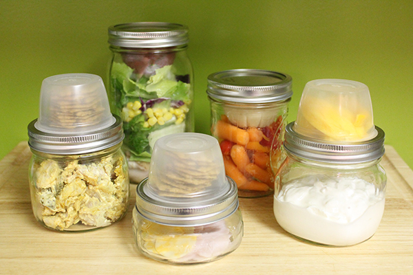 Diy Mason Jar Snack Packs Sas Life