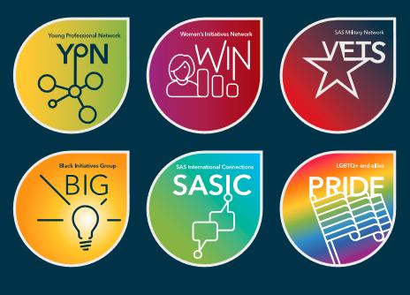 SAS EIG logos