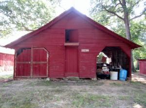 Workshop & Bunkhouse