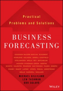 Business Forecasting book cover