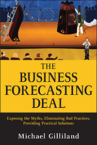 The Business Forecasting Deal Book