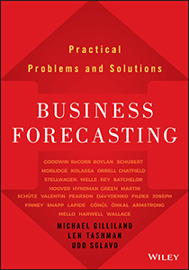 Business Forecasting Book