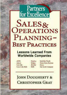 S&OP Book cover