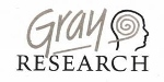 Gray Research Logo